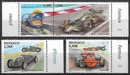 Monaco 3023/26 Formule 1 - Automovilismo
