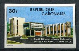 Rep. Gabon ** ND  N° 318 - Maison Du Parti - Gabon