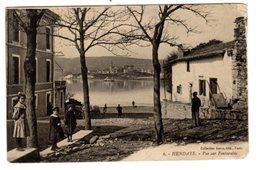 CPA Hendaye 64 Pyrénées Atlantiques Animée Enfants Premier Plan éditeur Gorce N°6 - Hendaye