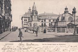 Oostende Ostende Vue Du Kursaal Depuis Sa Restauration - Oostende