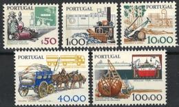 Portugal 1972. Mi.Nr. 1428/32, Postfrisch **, MNH - Ungebraucht
