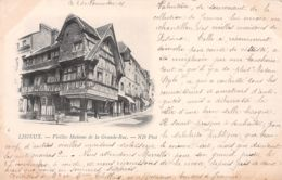 14-LISIEUX-N°3389-C/0117 - Lisieux