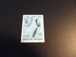 K31198 -stamp  Mint Hinged   Vatican City 2008 -  Pope Benedcit XVI - Vaticano