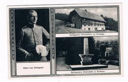 D-10972   LÖRRACH : Heimathaus Und Grabstätte Albert Leo Schlageter - Loerrach