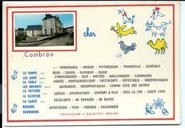 COMBRÉE - Le Bourg - Années 80 - VENTE DIRECTE X - Autres Communes