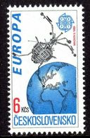 (!) Timbre(s)  EUROPA CEPT De 1991  Thème Europe Et Espace TCHECOSLOVAQUIE Y&T  N° 2884 Neuf(s) ** Mnh - 1991