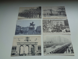 Lot De 60 Cartes Postales De Belgique  Bruxelles      Lot Van 60 Postkaarten Van België  Brussel - 60 Scans - Cartes Postales