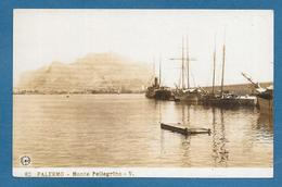 PALERMO MONTE PELLEGRINO N.P.G. VG. 1938 N° 109 - Messina