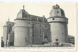 Lavaux Sainte-Anne - Le Vieux Château Féodal, Facade Côté Est - Edit. G. Jamotton Et G. Mouton - Rochefort