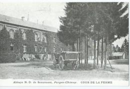 Abbaye N.D. De Scourmont, Forges-Chimay - Cour De La Ferme - Chimay