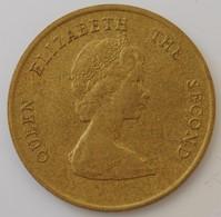 CARAIBI ORIENTALI 1 DOLLAR 1981 - East Caribbean States