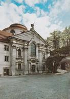 Allemagne, Benediktinerabtei Weltenburg, Asamkirche - Kelheim