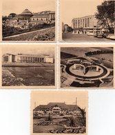 5 Chromo's / Kunstfoto's / KEN UW LAND / Reeks 92 Nr. 1, 2, 3, 4, 5 - De Beukelaer