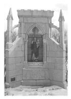LA CHAPELLE-RAMBAUD - La Statue De La Vierge Du Grand Séminaire D'Annecy - Autres Communes