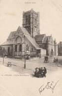 FECAMP L'Eglise Saint - Etienne  ( Simon 69 ) - Fécamp