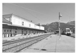 LA ROCHE-SUR-FORON - La Gare - La Roche-sur-Foron