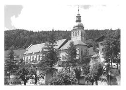 LE GRAND-BORNAND - L'église Notre-Dame-de-l'Assomption - Autres Communes