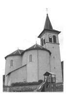 LE SAPPEY - L'église Saint-Consorce - France