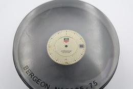Watches PARTS : TAG HEUER PROFESSIONAL 2000 Series MEN ** - Color : Creme - Vintage - Genuine Parts- Swiss - Jewels & Clocks