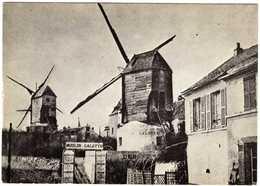 PARIS  LES ANNÉES FOLLES  Le Moulin De La Galette. - Other Monuments