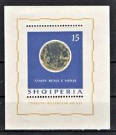 (596)  Albanien--Mi.-Nr. Block 24 , Postfrisch  **/MNH, Sehr Gute Qualität, Mondphasen L Michel 17 Euro - Albania