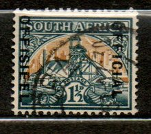 AFIQUE DU SUD Service 1937 N° 38 - Timbres De Service