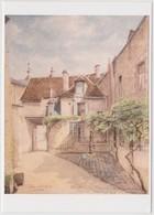 Bélâbre - Hôtel De L'écu. Cour Intérieure. - Francia