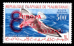 Mauritania 1962 Europa Frameline Unmounted Mint. - Mauritania (1960-...)