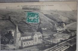 76 Seine Inférieure Maritime  CPA  St Saint Laurent De Brévedent Le Panorama 1910 - Sonstige Gemeinden