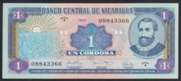 Ref. 2300-2723 - BIN NICARAGUA . 1990. NICARAGUA 1 CORDOBA 1990 - Nicaragua