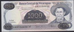 Ref. 2214-2637 - BIN NICARAGUA . 1987. NICARAGUA 500000 CORDOBAS 1987 - Nicaragua
