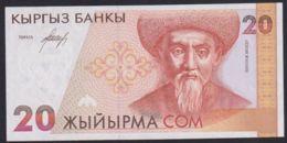 Ref. 2105-2528 - BIN KYRGYZSTAN . 1994. KYRGYZSTAN 20 SOM 1994 - Kyrgyzstan