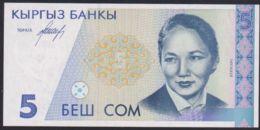 Ref. 2101-2524 - BIN KYRGYZSTAN . 1994. KYRGYZSTAN 5 SOM 1994 - Kyrgyzstan