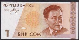 Ref. 2100-2523 - BIN KYRGYZSTAN . 1994. KYRGYZSTAN 1 SOM 1994 - Kyrgyzstan