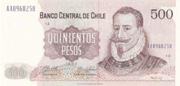 Ref. 1552-1974 - BIN CHILE . 1992. CHILE 500 PESOS 1992 - Cile