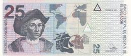 Ref. 1363-1785 - BIN EL SALVADOR . 1997. EL SALVADOR 25 COLONES 1997 SAN ANDRES PIRAMID - El Salvador