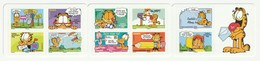 France Frankreich 2008 Yvert No BC194 ** BC4271 Non Plié, Michel Markenheftchen 4496-4505 ** Comics Sourires Garfield - France