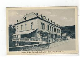 Grand Hôtel Du Mullerthal (prop. SCHANK-WEBER) - Muellerthal