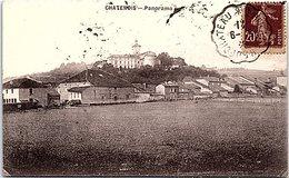 88 - CHATENOIS --  Panorama - Chatenois