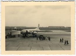 Avion De Ligne, Ensemble De 9 Photographies Originales D'époque KLM The Flying Dutchman FG0785 - Aviation