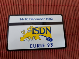 Landis & Gyr Private Phonecard Netherlands 301 K (Mint,Neuve) Rare - Pays-Bas