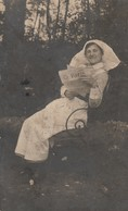 Infirmière   Inconnu   Nurse  - Unidentified - Red Cross