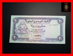 YEMEN A.R. 20 Rials 1973 P. 14  UNC - Yemen