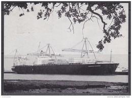 """Bund 1973  Ersttagskarte Mit Schiff """"Hamburg Express"""" Mit SST - Schiffe"""