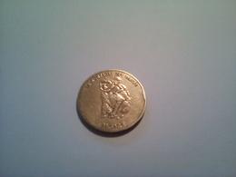 Jeton Monnaie De Paris  La Montagne Des Singes Alsace Face Simple Numéro 1,  Année 2000 - Monnaie De Paris