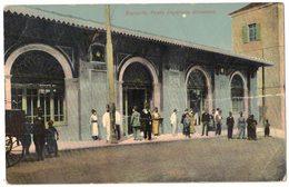 (ATTENTION DESCRIPTIF) ASIE LIBAN BEYROUTH : POSTE IMPERIALE OTTOMANE - Circulé BEIRUT - Libanon