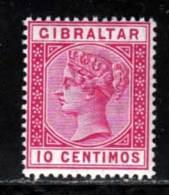 Gibraltar 1889 Yvert 23 ** TB - Gibilterra