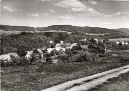 LAUBACH-MUNDEN IM MALERISCHEN WERRATAL-REAL PHOTO - Laubach
