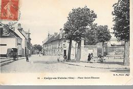 60     Crepy En Valois      Place Saint-thomas - Crepy En Valois