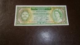 BELIZE 1 DOLLAR 1976 UNC - Belize